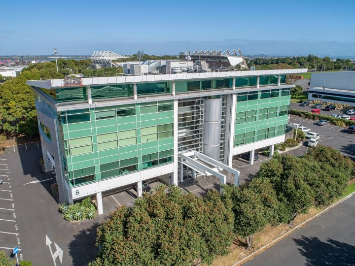PMG's First NABERSNZ Rated Building