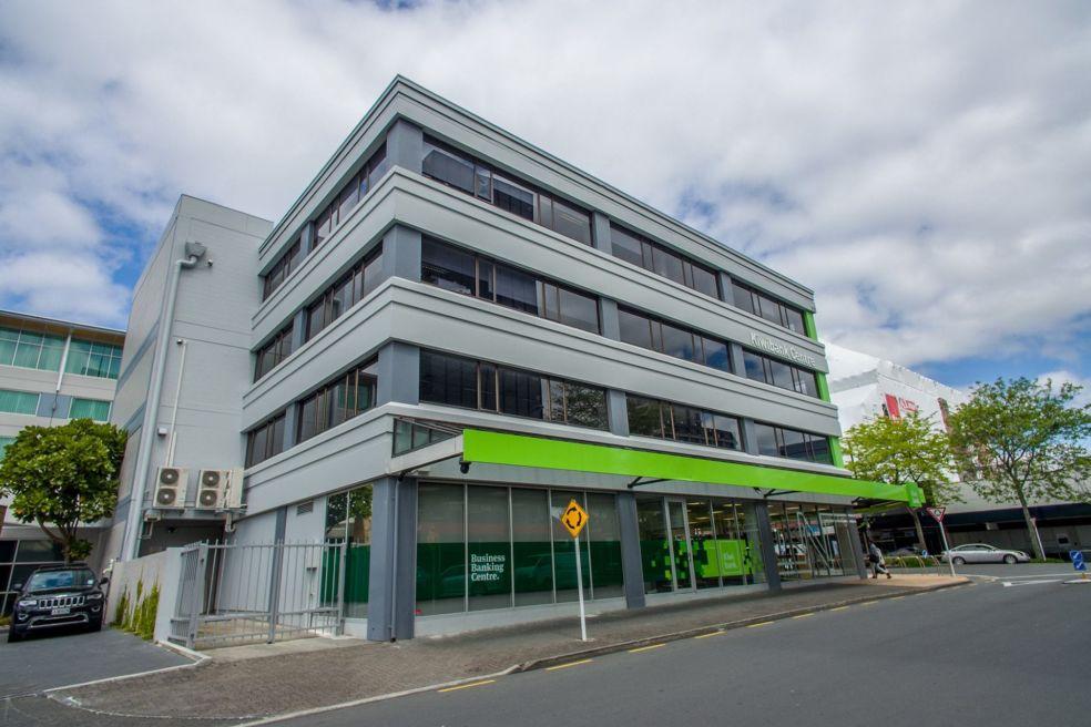 Kiwibank Victoria Street 14 min