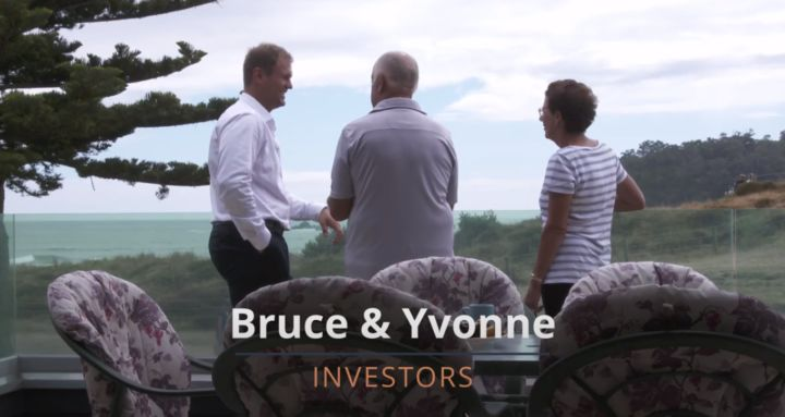 PMG Investor Story - Yvonne and Bruce