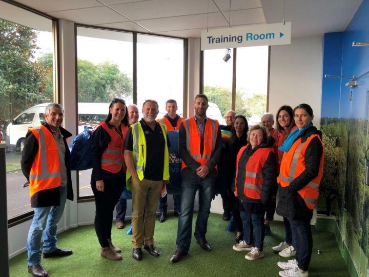 PMG Team Visit Portfolio Properties