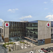 Vodafone Building, Christchurch