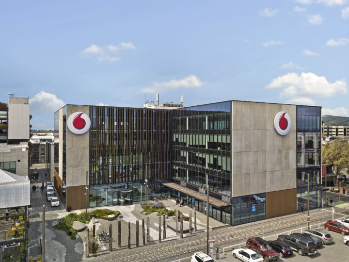 PMG Successfully Closes Offer and Acquires Vodafone Building