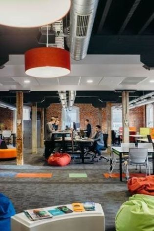 The Rise of Co-working Space